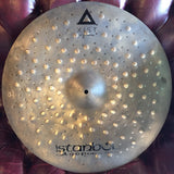 "Accessories - Surf Drums 21"" Leather Cymbal Bag"