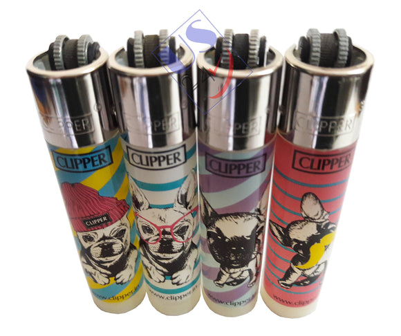 CLIPPER Refillable Cigarette Lighters