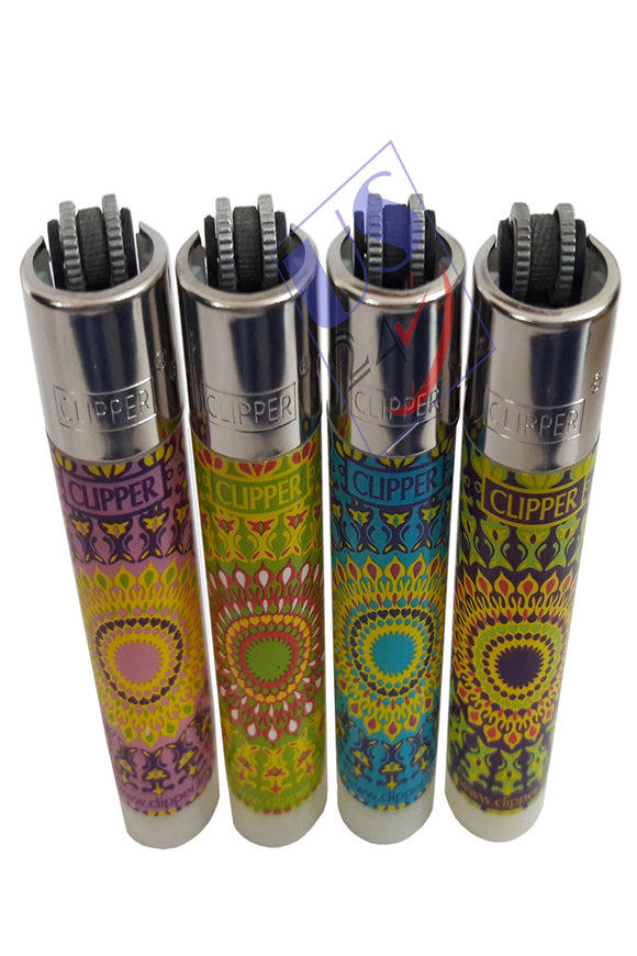 US24 Multipurpose Lighter Bundle Pack - 4 Genuine Clipper Lighters
