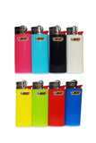 US24 Pack of Genuine BIC Lighters J5 Mini - Assorted Colors (Pack of 4)
