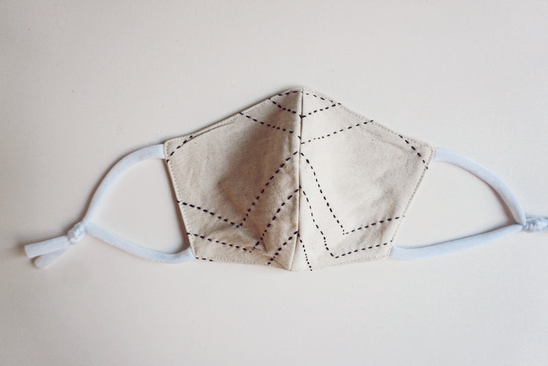 Organic Cotton Mask (Unisex)