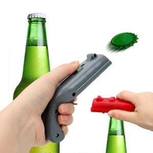 Firing Bottle Beer Opener