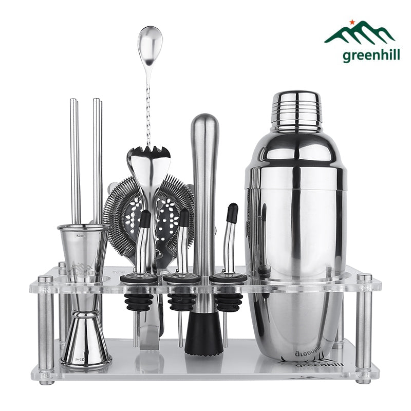 Greenhill Premium Barware Set