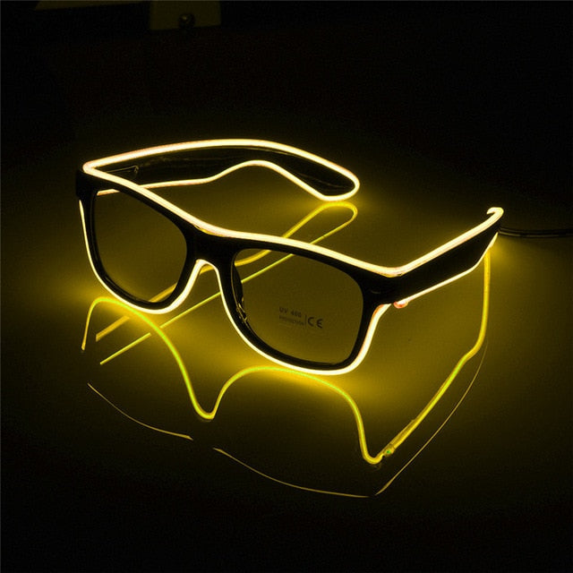 Party Glow Sunglasses