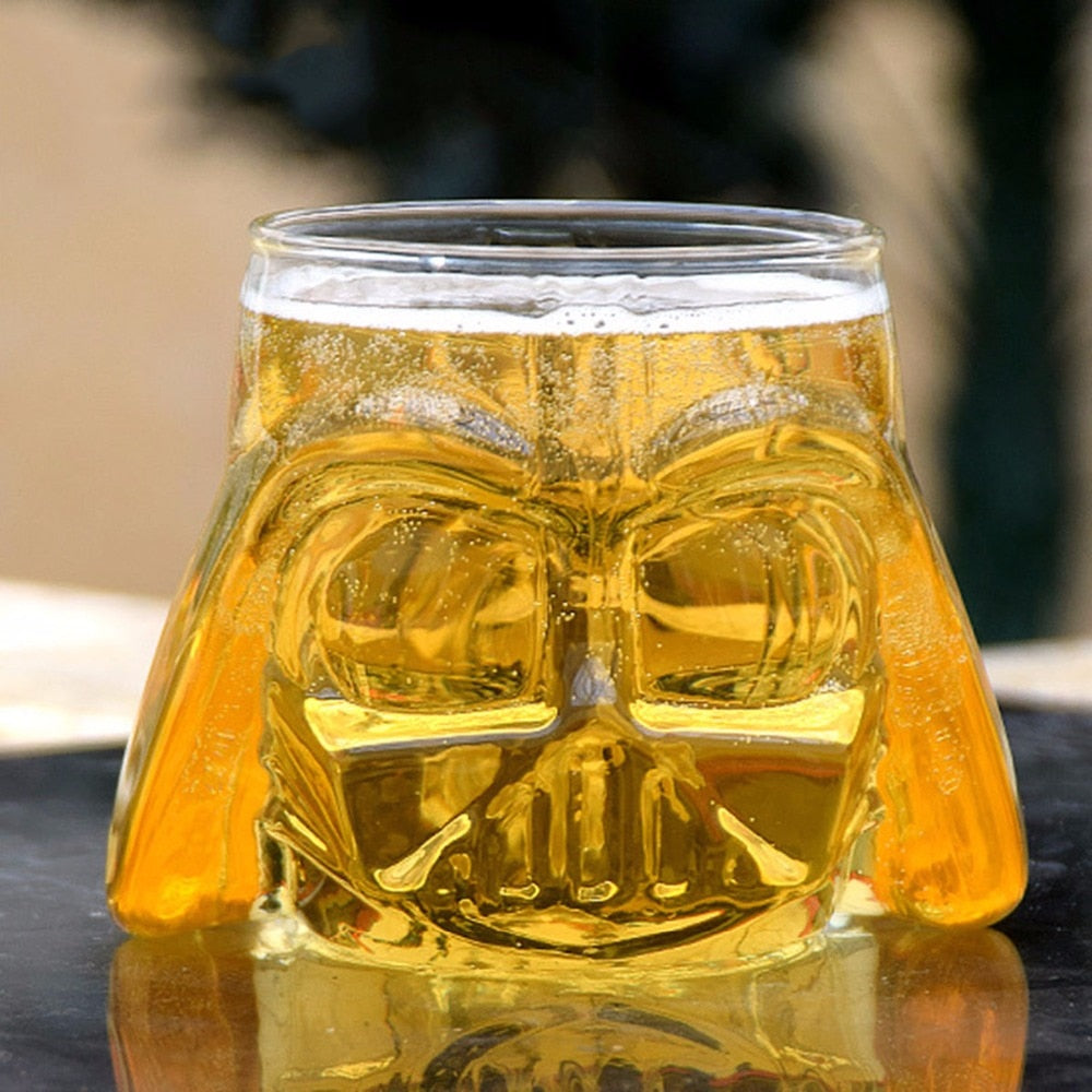 Creative Star Wars Glass