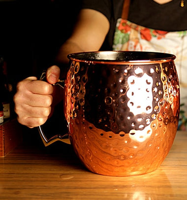 Giant 5L Hammered Mule Mug