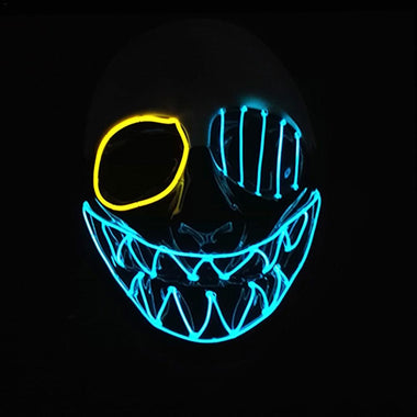 Ghost Mask LED
