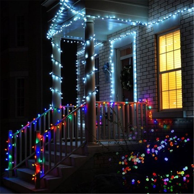 Fairy String Outdoor Lights