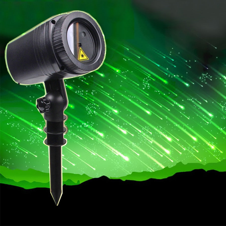 Thrisdar Outdoor Garden Projector