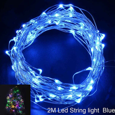 LED Star String Light