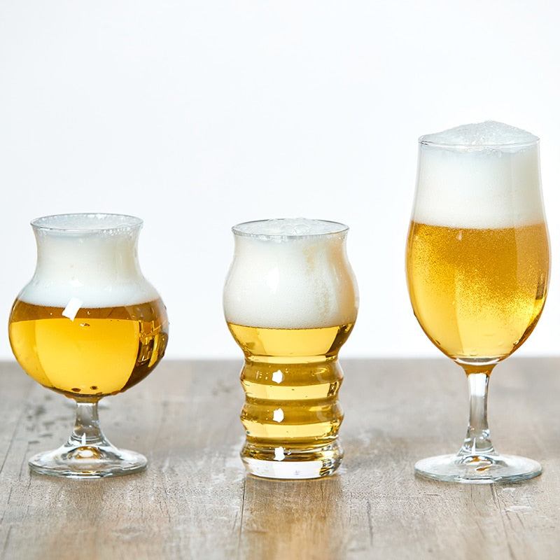 Party Beer Glass