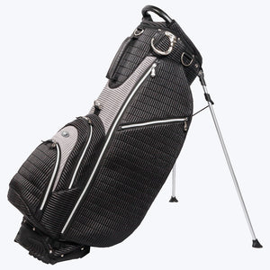 Ribbed 5 Way Stand Bag
