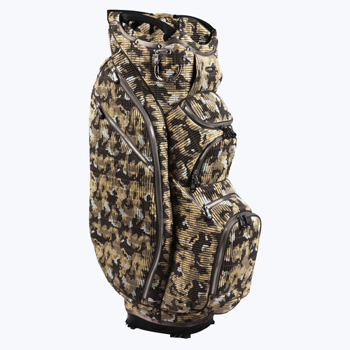 Camo 15 Way Cart Bag