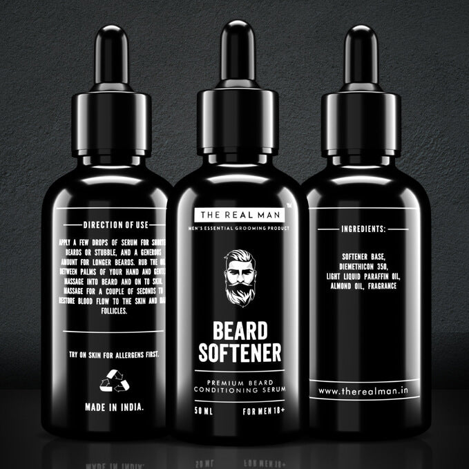 BEARD SOFTENER SERUM 50ML