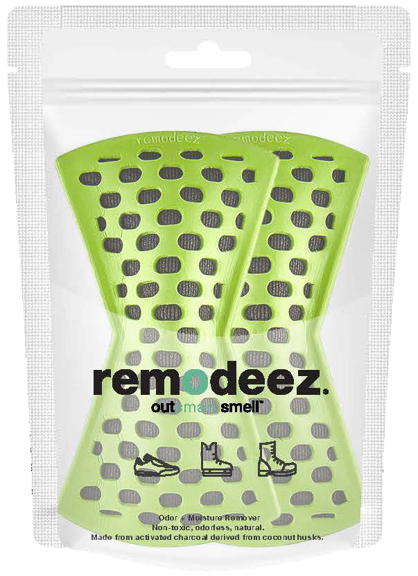 footwear deodorizer (green)