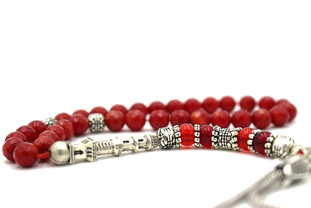 Diamond Cut Prayer Beads - Tesbih