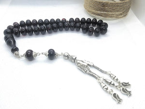 Amber Prayer Beads Kehribar Tesbih