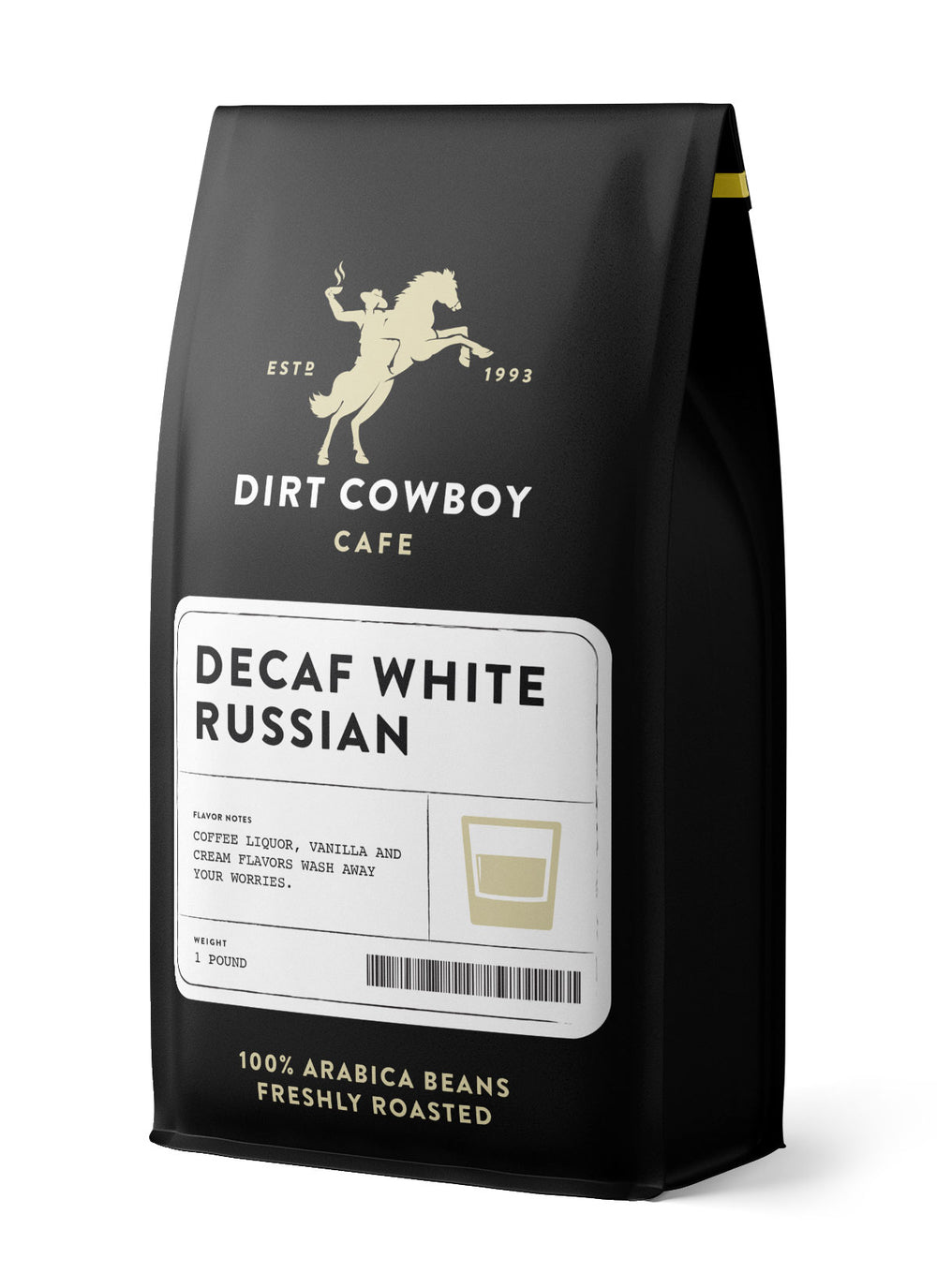 Decaf White Russian