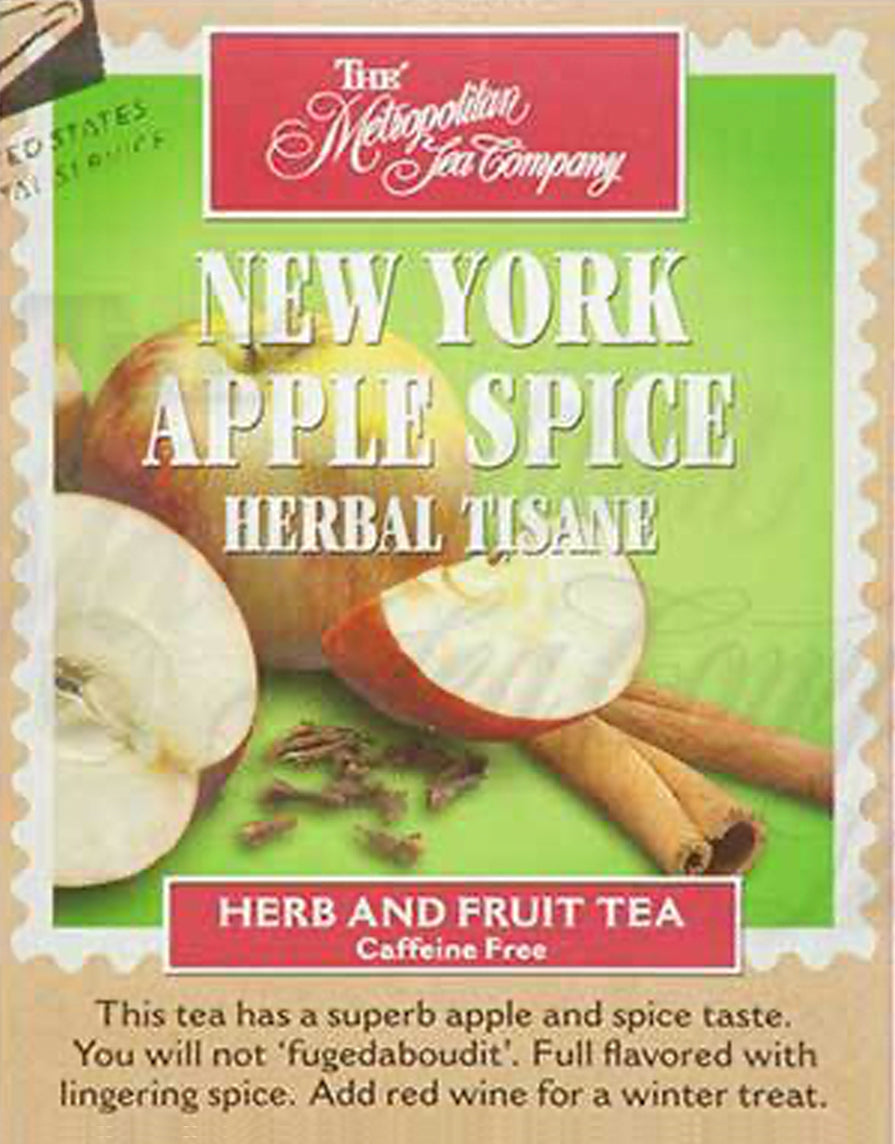 New York Apple Spice