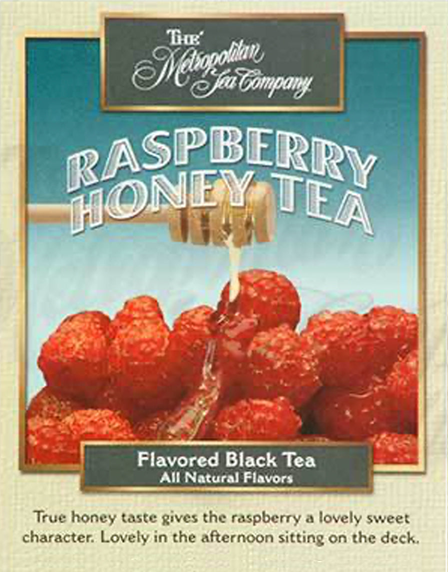 Raspberry Honey Tea