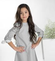 Button Back Cotton Dress
