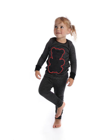 Quilted Bear Lounge 2 Pc.