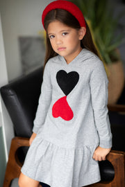 Terry Heart Dress