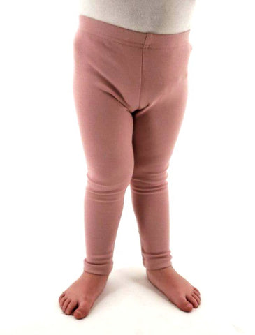 Mauve Long Leggings