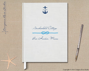 Anchor Guest Book
