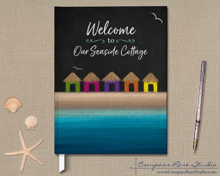Seaside Cottage Guest Book