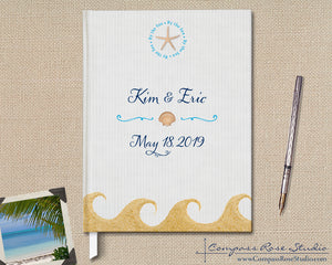 By the Sea Guest Book