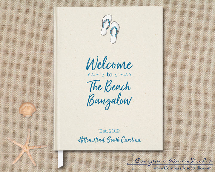 Sandy Toes Guest Book