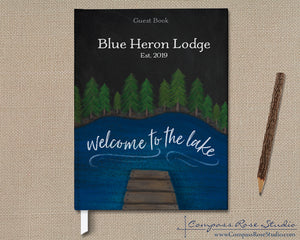 Welcome to the Lake Guest Book
