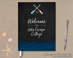 Lake Escape Guest Book