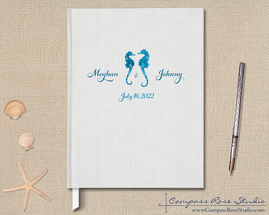 Seahorse Guest Book