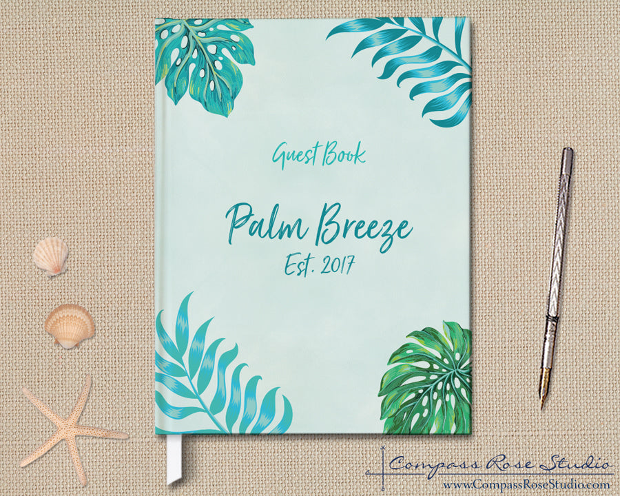 Palm Breeze Guest Book