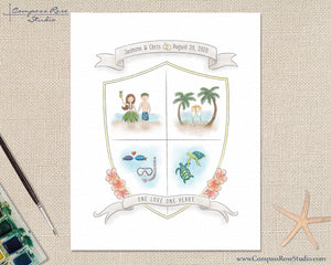 Tropical Coat of Arms