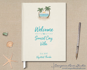 Sunset Cay Guest Book