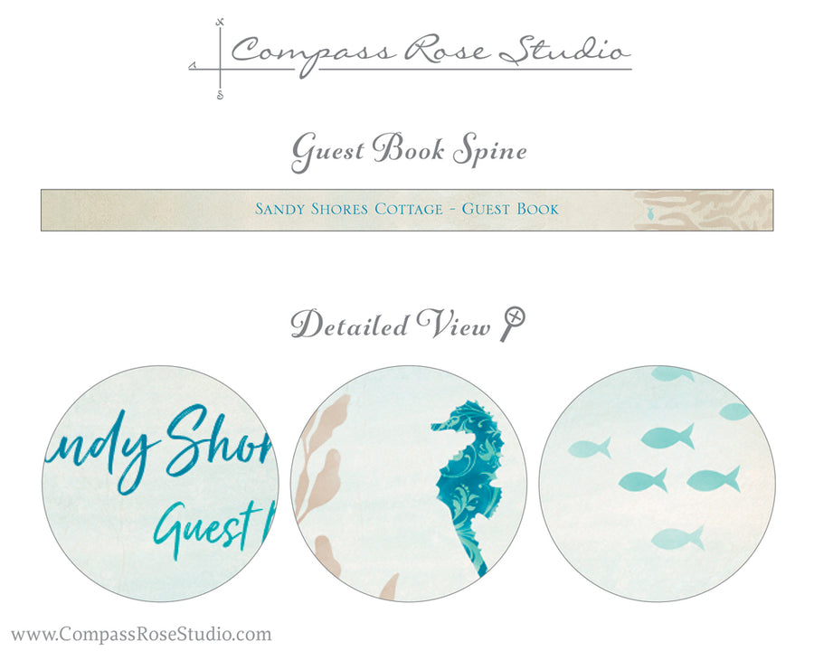 Sandy Shores Guest Book