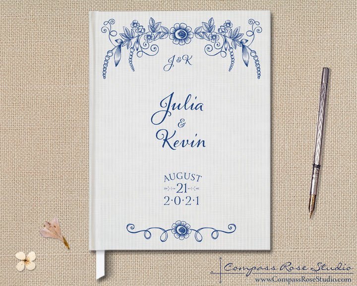 Wildflower Guest Book