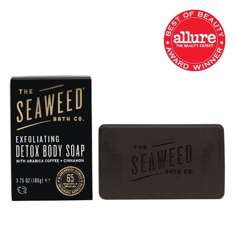 The Seaweed Bath Co Exfoliating Detox Body Soap
