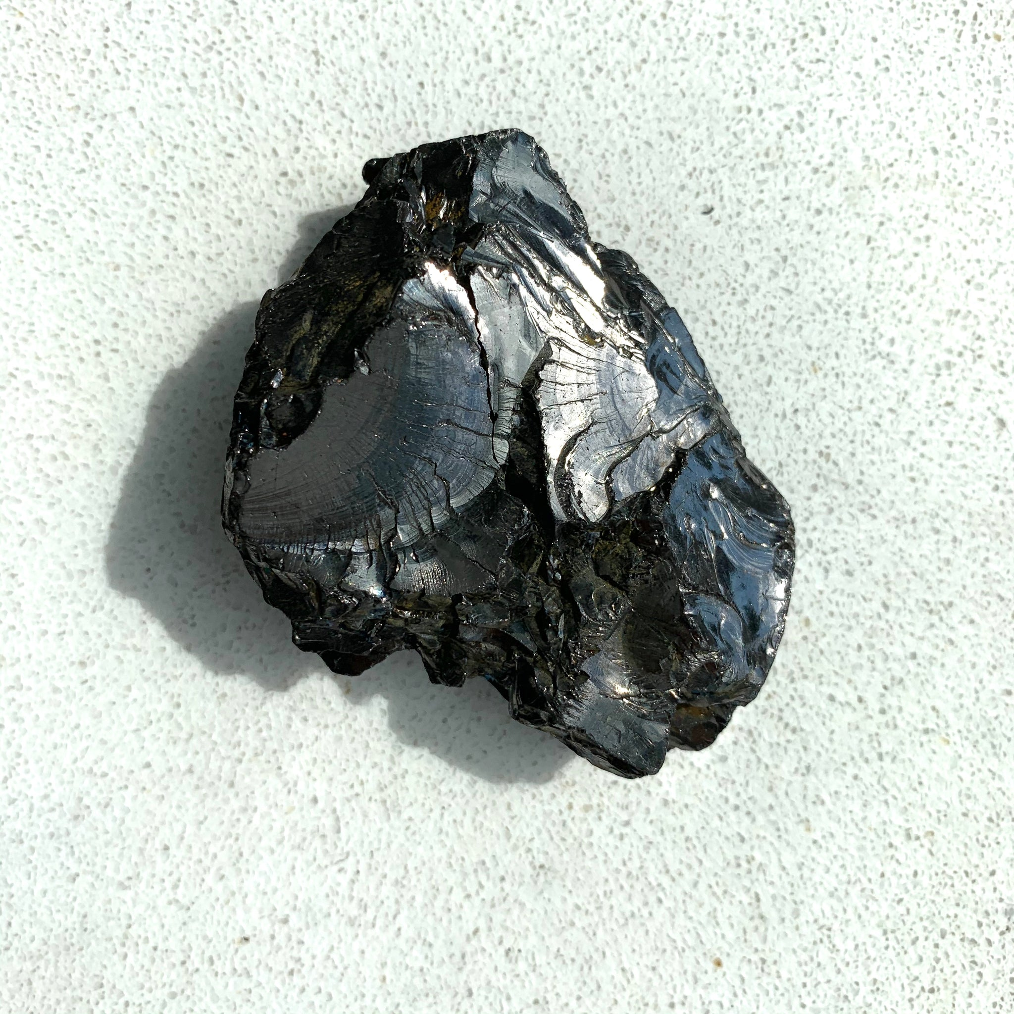 Karelian Shungite Elite 60 x 80 mm 1 piece