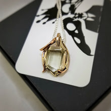 Load image into Gallery viewer, Euclase Pendant | B. Harju Jewelry