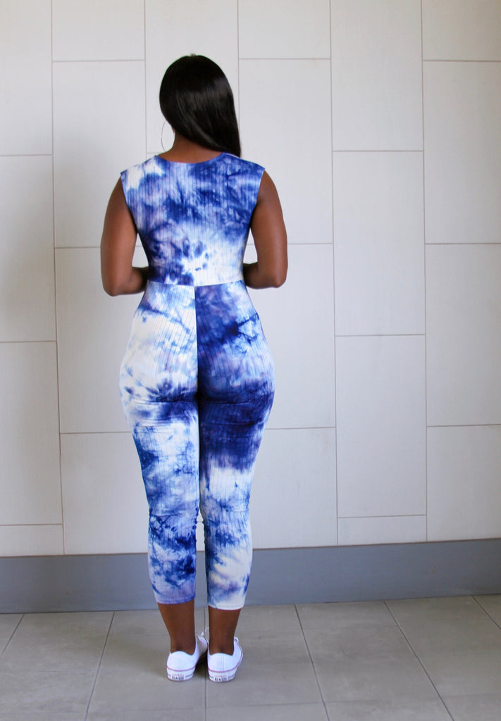 THE CLOUDY DAY JUMPSUIT