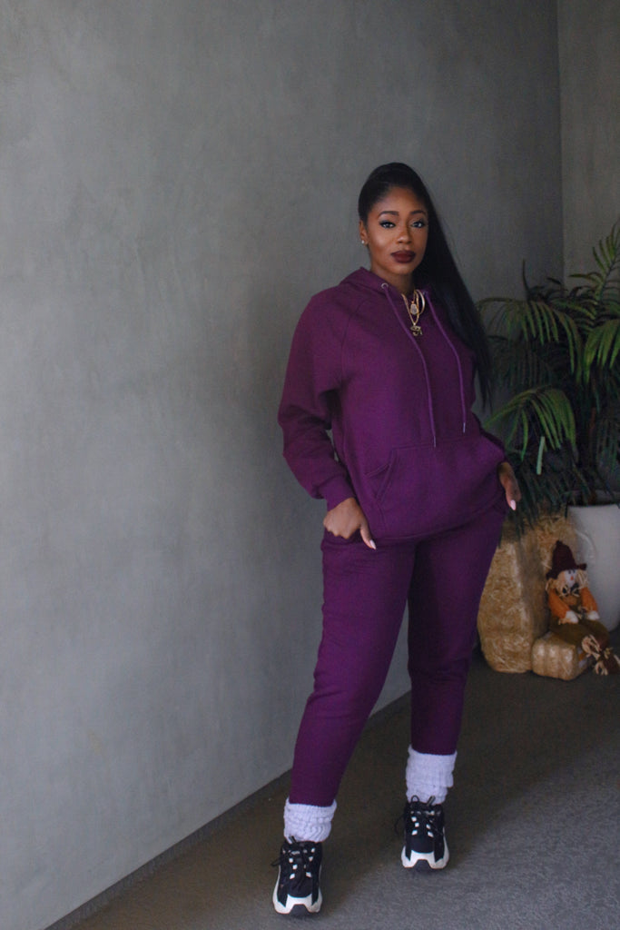 THE CHILL N SWEATS SET