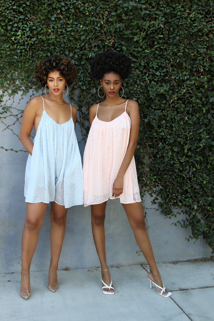 THE BABYDOLL ROMPER