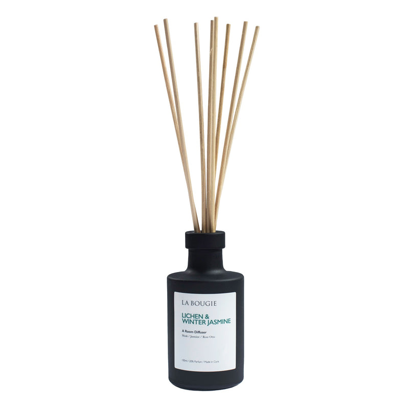 Lichen & Winter Jasmine Room Diffuser