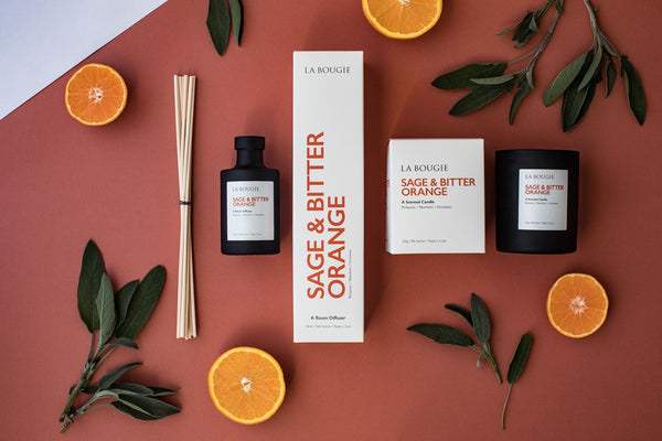 Sage & Bitter Orange Gift Set