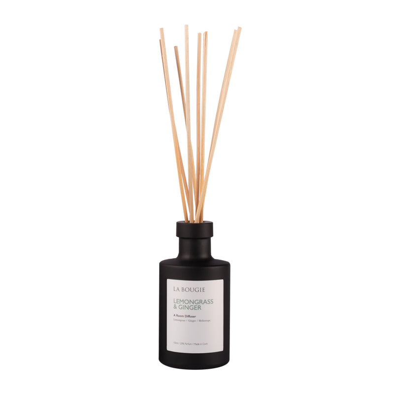 Lemongrass & Ginger Room Diffuser