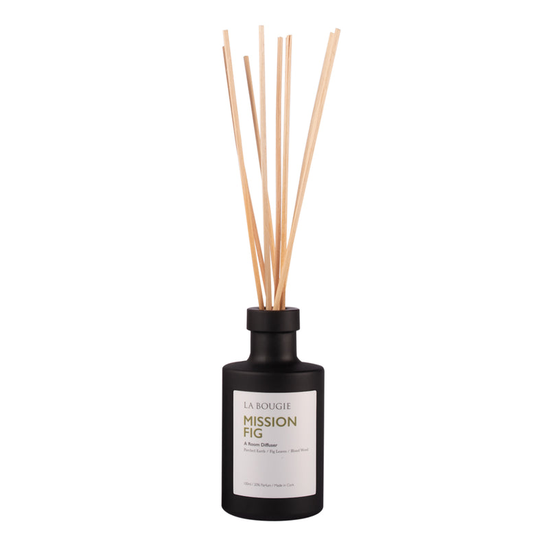 Mission Fig Candle and Diffuser Set